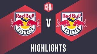 Highlights: Red Bull Salzburg vs. Red Bull Munich