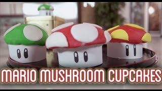 Super Mario Mushrooms! Mini Feast Of Fiction S2 Ep13