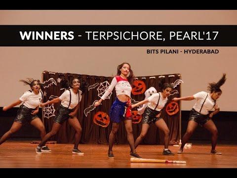Winners | Synergy - NIT Rourkela | Terpsichore, Pearl'17 BITSHYD