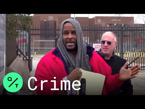 R. Kelly charged with using bribes, apparently to marry 15-year-old ...