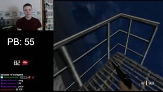 (00:54) Goldeneye 007: Dam (Agent) speedrun