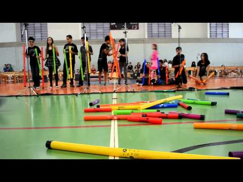 The Pink Panter, Boomwhackers Arrangments - Uirá Kuhlmann - Escola Germinare 7ºA