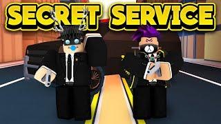 LE SECRET SERVICE INVADES JAILBREAK! (ROBLOX Jailbreak)