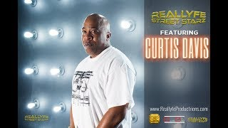 #ReallyfeStreetStarz - Curtis Davis on serving 26 yrs in Angola, locked up wit C Murder, Boosie!