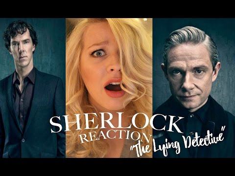 SHERLOCK: THE LYING DETECTIVE - REACTION