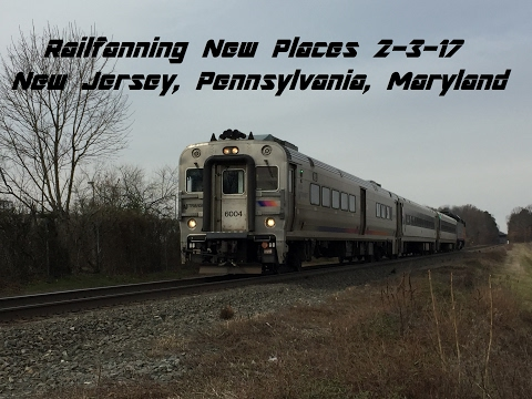 Railfanning New Territories: Northern Exploration 2-3-17
