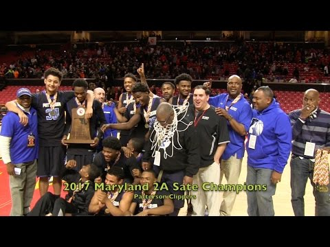 Patterson downs Century to claim 2017 Maryland 2A state chip 3/11/2017
