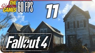 Прохождение Fallout 4 на Русском PС 60fps - 11 Залипуха на стройке