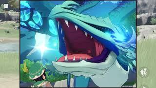 Genshin Impact game part 3