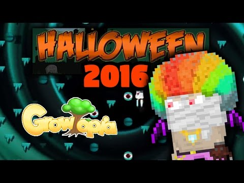 🕸 Growtopia 🕸 Halloween 2016: How to prepare + PREDICTION!?