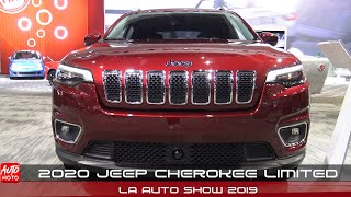 2020 Jeep Cherokee Limited - Exterior And Interior - LA Auto Show 2019
