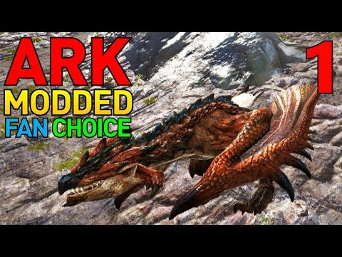 [1] All That Changed When The Crit Nation Attacked!!! (ARK Modded Survival Multiplayer Fan Choice)