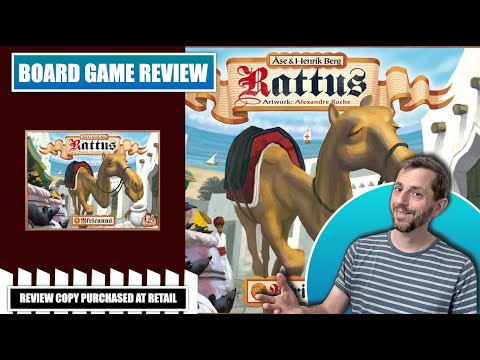 Europhile Reviews: Rattus Africanus board game expansion