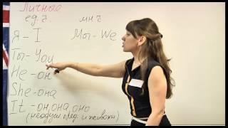 Английский на 5! Урок 15.  Тема Местоимения.  Школа иностранных языков «ИтелЛингва»