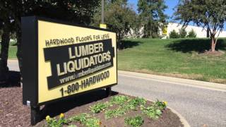 Lumber Liquidators sentenced for violations related to the Lacey Act