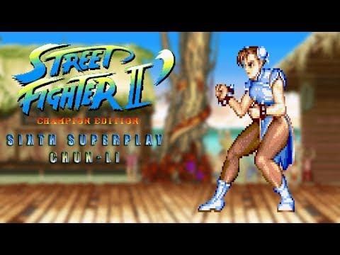Street Fighter II' - Champion Edition - Chun-li【TAS】