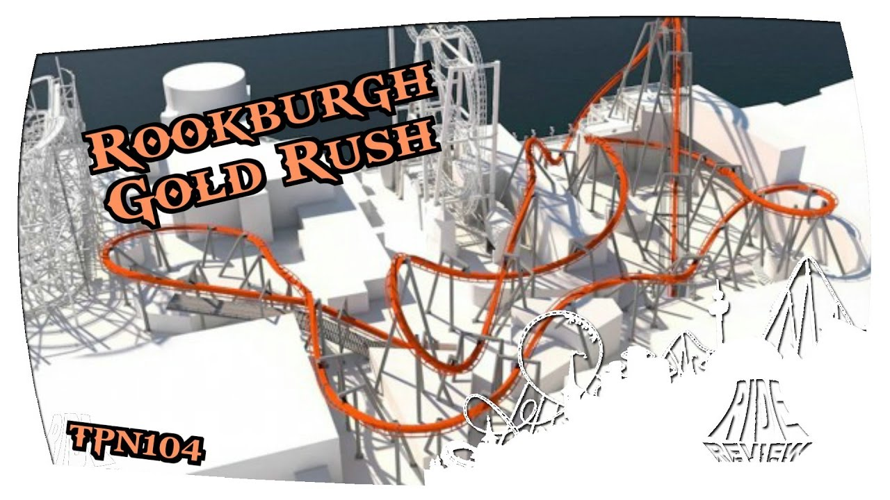 Phantasialand Park Karte.Rookburgh Phantasialand B M Gronalund Gold Rush Slagharen Theme Park News