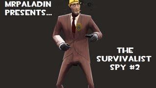 Survivalist Spy #2 (MrPaladin)