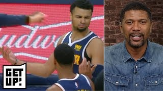 Jalen Rose: Jamal Murray didn't break NBA's unwritten rules | Get Up!