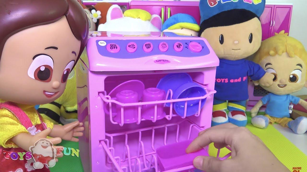 Niloya'nın Bulaşık Makinesi, Niloya'nın mutfağı! Pepee hediye Bulaşık makinası Niloya fırında tavuk