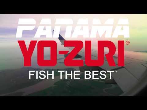 Yo-Zuri: Sport Fish Panama Island Lodge