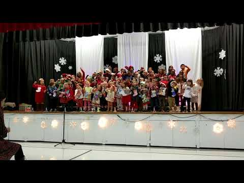 On A Wintry Day - McHenry Primary Evening Performance 2017