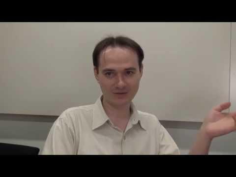 Николай Морошкин, создатель привода QScalp 26.05.14