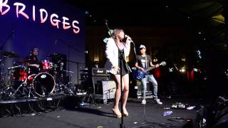 """Ming Bridges - """"Summertime Love"""" performed at Music Matters in Singapore 2014"""