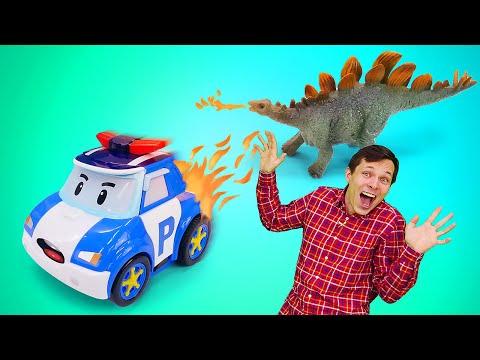 Новый набор динозавров Collecta - Собери свой  зоопарк!