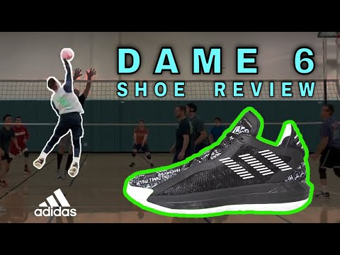 ADIDAS DAME 6 PERFORMANCE REVIEW | Basketball Shoe