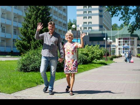 Видеоотзыв гостей санатория «Белокуриха»
