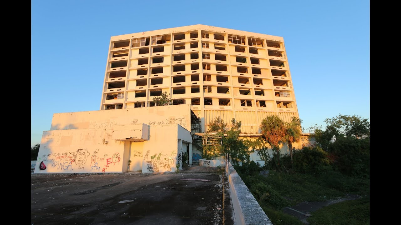 Abandoned hospital in miami youtube for Gardens regional hospital and medical center