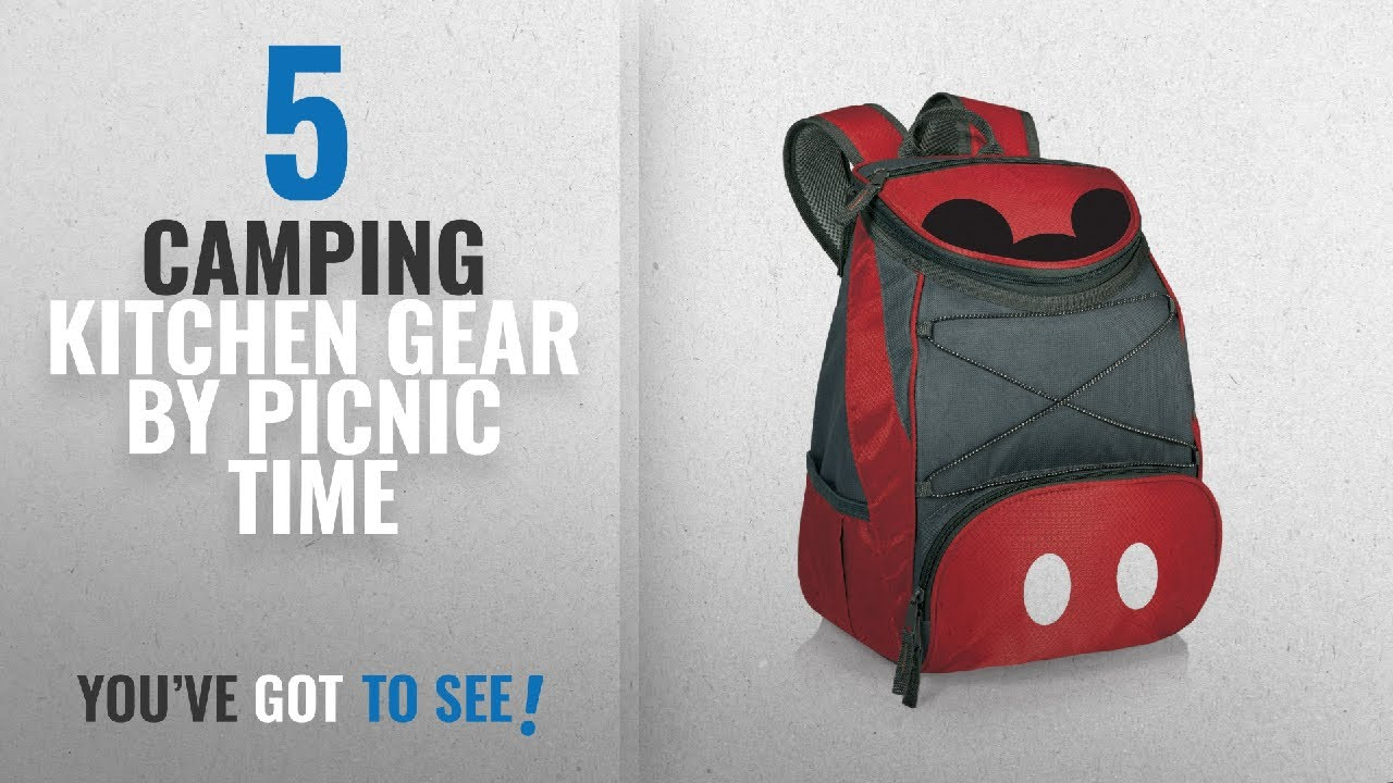74f6c73d2f4 Top 5 Picnic Time Camping Kitchen Gear  2018   Disney Classics ...