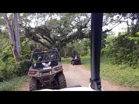 RZR ride in jamaica