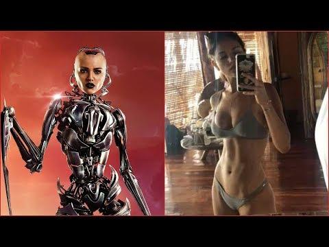 Alita Battle Angel Cast In Real Life 2019