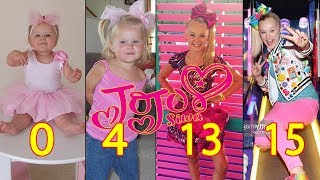 JoJo Siwa 🎀 Transformation From 1 to 15 Years Old - Star News