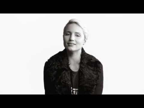 "Dianna Agron singing ""Imagine"" for Unicef"