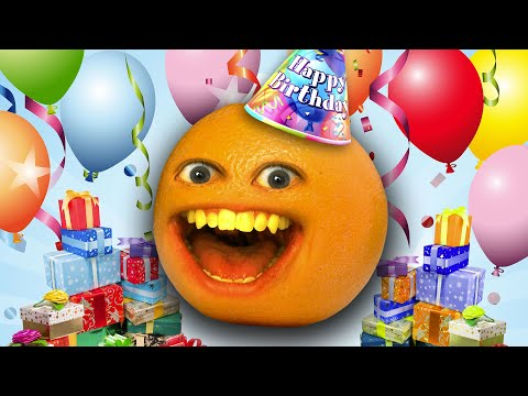 Annoying Orange: Happy 5th Birthday!