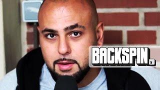 "BLACKBOOK - B-Lash über ""Funk-O-Tronic"" | BACKSPIN TV"