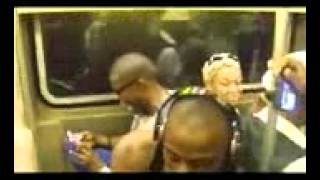 THE LION KING Broadway Cast Takes Over NYC Subway and Sings 'Circle Of Life.hd