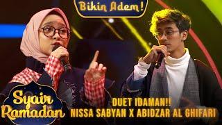 Download video Shalawat Cinta - Abidzar Al Ghifari X Nissa Sabyan | Syair Ramadan GTV