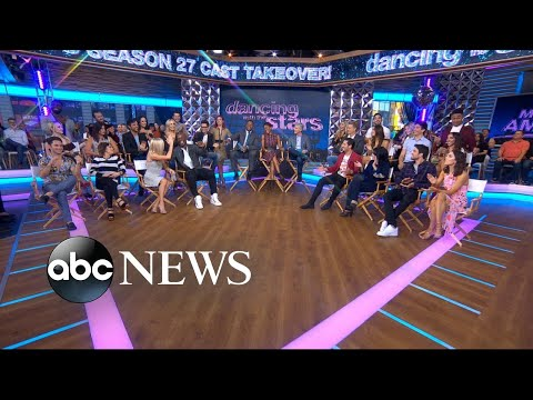 Bruno Tonioli and Carrie Ann Inaba dish on new season of 'DWTS'