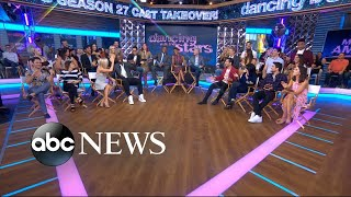 Bruno Tonioli and Carrie Ann Inaba dish on new season of