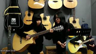 [GUITAR COVER] DẪU CÓ LỖI LẦM - Mây Guitar Shop