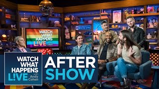 Baixar After Show: The Original 'Queer Eye' Guys' Advice | WWHL