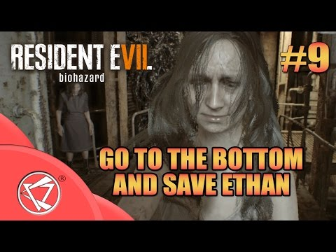 Resident Evil 7 ™ | Go to the Bottom and Save Ethan | 9th Mission