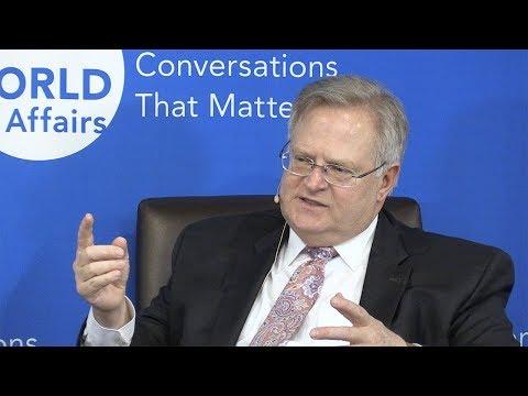 Eric P. Schwartz: Refugee Crises: Improving Lives, Protecting Rights