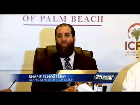 Islamic Center of Palm Beach condemns terror groups, wants to clarify true meaning of Islam