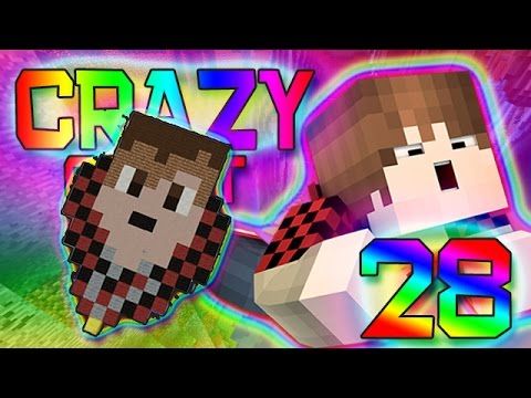 Minecraft: PIXEL ART FUN! Crazy Craft 2.0 Modded Survival w/Mitch! Ep. 28 (Crazy Mods)