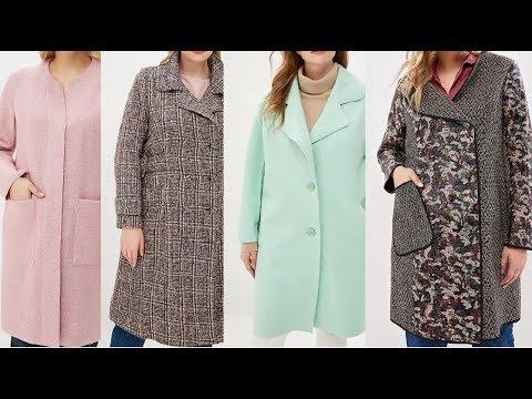 50 Стильных Пальто БОЛЬШИХ Размеров, Которые НЕ ПОЛНЯТ